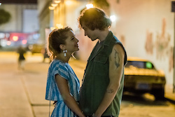 Jessica Rothe and Josh Whitehouse star in 'Valley Girl'. Photo courtesy of Orion Classics.
