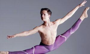 Daniel Ayala. Photo by Angel Tisdale Dance Art.