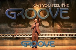 Daniel DeFranco of Groove Dance Competition and Convention.