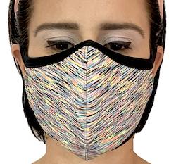 Face mask by Ilogear. Photo courtesy of Ilogear.