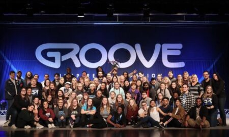 Groove Dance Competition and Convention.