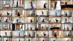 Martha Graham Dance Company's 'Immediate Tragedy'.