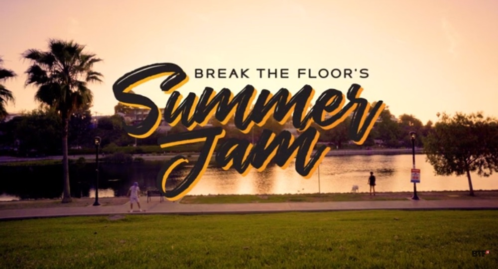 Break the Floor's Summer Jam.