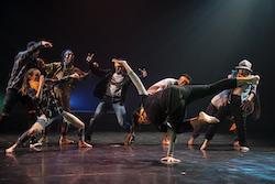 Chicago Dance Crash. Photo by Ashley Deran.