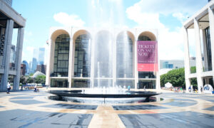 Lincoln Center for the Performing Arts.