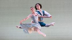 Royal Danish Ballet. Photo by Christopher Duggan.