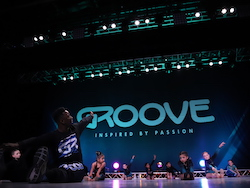 Jonathan McGill. Photo courtesy of Groove Dance Competition and Convention.