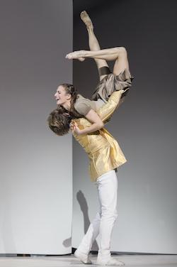 Les Ballets de Monte Carlo in Jean-Christophe Maillot's 'Cinderella'. Photo by Alice Blangero.