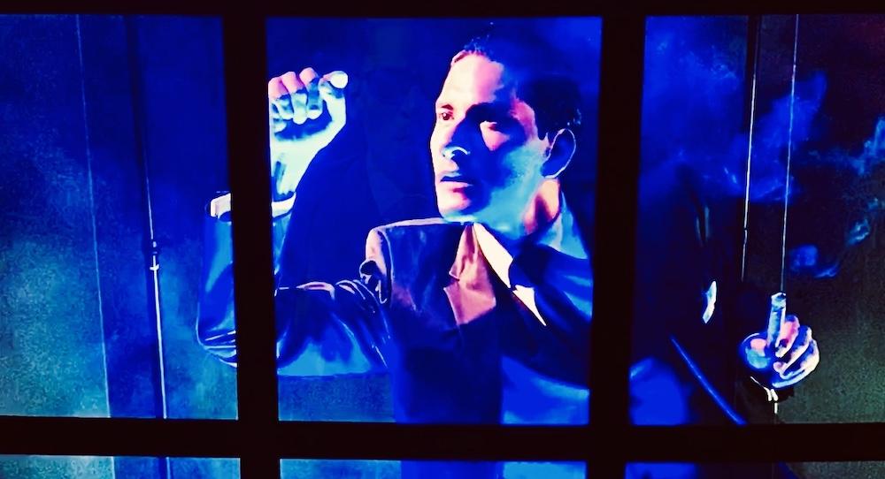 Tabula Rasa Dance Theater in 'Liquidus'.
