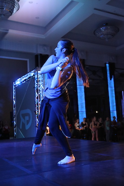 Mallory Swanick. Photo courtesy of Groove Dance Competition and Convention.