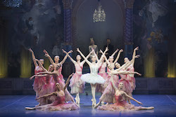 Boston Ballet in Mikko Nissinen's 'The Nutcracker'. Photo by Liza Voll, courtesy of Boston Ballet.
