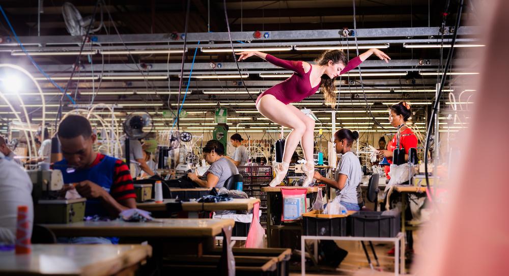 Photo courtesy of Só Dança.