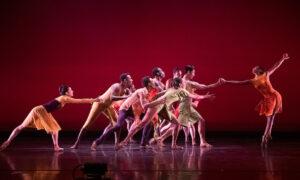 Dance Theatre of Harlem. Photo by Christopher Duggan.