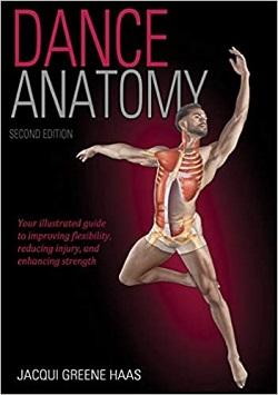 Dance Anatomy by Jacqui Greene Haas
