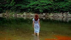 Erin McNulty in 'Floodstream'.