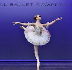 Marissa Mattingly at Universal Ballet Competition. Photo by Miranda Jade.