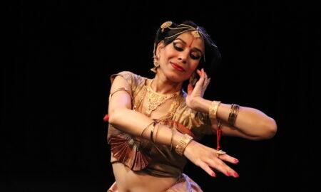 Mesma Belsare in 'Shilpa Natana'.