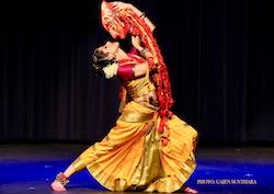 Mesma Belsare in 'Shilpa Natana'. Photo by Gajen Sunthara.