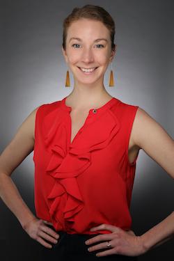 Rachel Cossar.