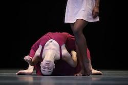 Batsheva Dance Company in Ohad Naharin's 'YAG: The Movie'.