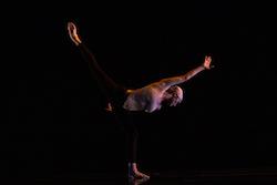 Cassandra Trenary in 'State of Darkness'. Photo by Art Davison.