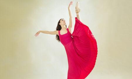 InterMission Producer and Washington Ballet artist Katherine Barkman. Photo by Procopio Photography.