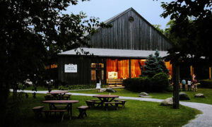 Jacob's Pillow's Doris Duke Theatre.