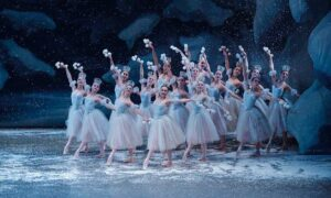 New York City Ballet in 'The Nutcracker'. Photo by Paul Kolnik.