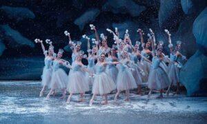 New York City Ballet in 'The Nutcracker'. Photo by Paul Kolnik.