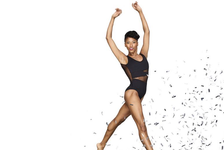 Alvin Ailey American Dance Theater's Jacqueline Green. Photo by Andrew Eccles.