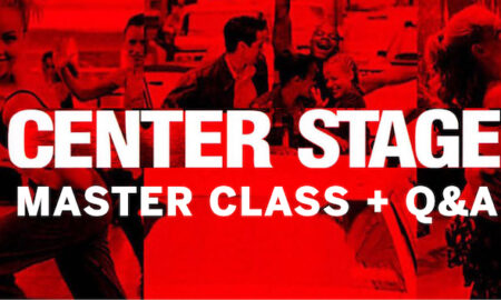 BDC's Center Stage Master Class.