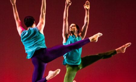 Bowen McCauley Dance Company. Photo by David Moss.