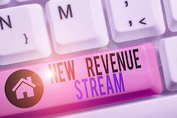 New revenue stream.