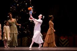 San Francisco Ballet in Helgi Tomasson's 'The Nutcracker'. Photo by Erik Tomasson.