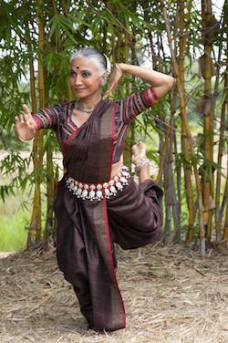 Bijayini Satpathy. Photo by Mahesh Bhat.