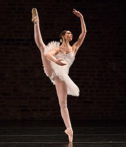 Claire Teysseire. Photo by Stephen Pisano.