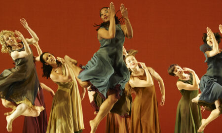 Mark Morris Dance Group. Photo by David Leyes.