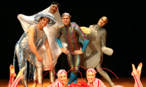 Momentum Dance Company.