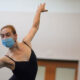 Ballet Hartford in rehearsal. Photo by Rachel Russell.
