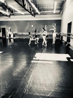 Ballet Hartford. Photo courtesy of Leyna Doran.
