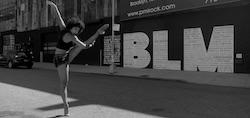 Complexions Contemporary Ballet's Larissa Gerszke.