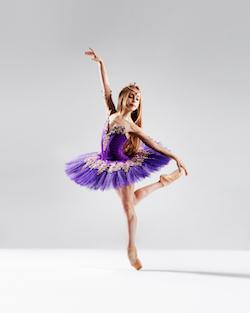 Emma Jane Sias. Photo by Angel Tisdale Dance Art.
