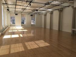 Gibney Dance studio.