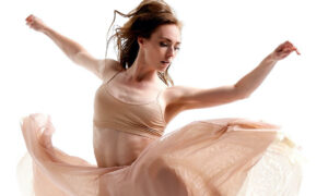 Peridance Contemporary Dance Company's Katie Currier.