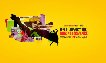 YouTube Originals' 'Black Renaissance'.