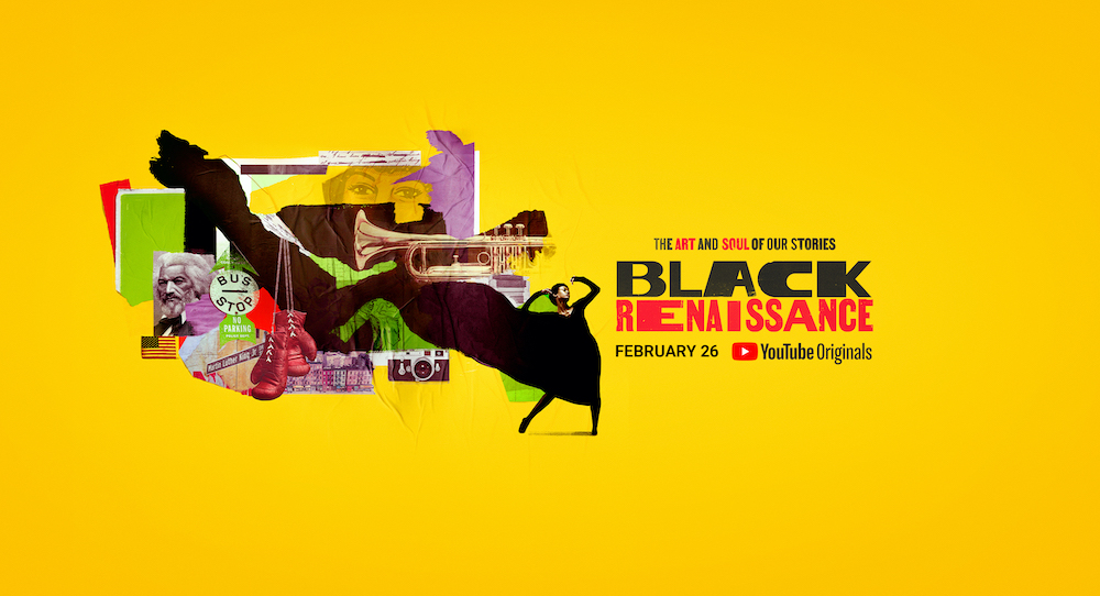 YouTube Originals' 'Black Renaissance'.