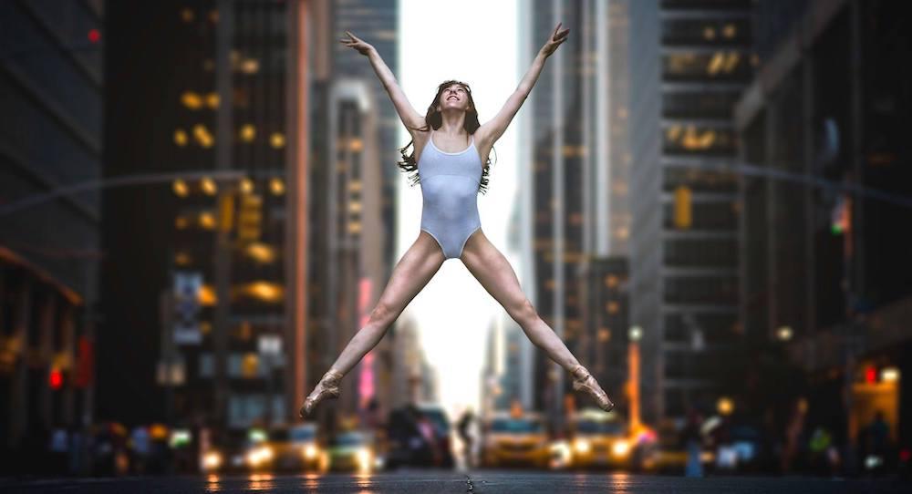 Arch Ballet dancer Tori Hey. Photo by Isabel Epstein.