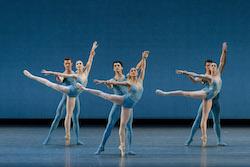 Boston Ballet in Jorma Elo's 'Creatures of Egmont'. Photo by Liza Voll, courtesy of Boston Ballet.
