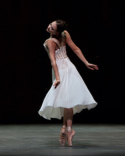 Christine Shevchenko in 'Seven Sonatas'. Photo by Rosalie O'Connor.