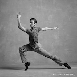 Garen Scribner. Photo by NYC Dance Project.